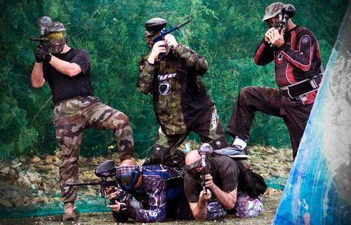 Paintball urmatt