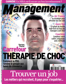 Management n°207 Avril 2013
