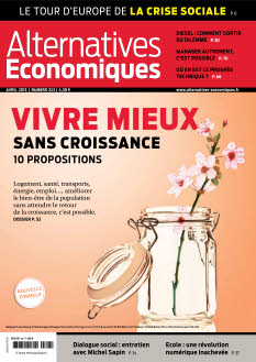 Alternatives Economiques n°323 avril 2013