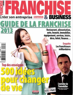 Franchise & business n°46 mars avril 2013