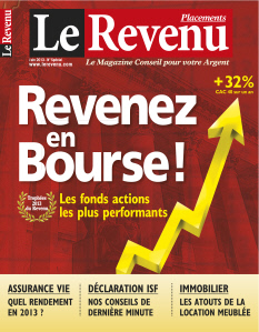 Le Revenu Placements Juin 2013