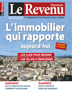 Le Revenu Placement n°131 septembre 2013