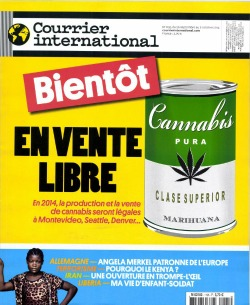Courrier International du 26 septembre 2013 n°1195