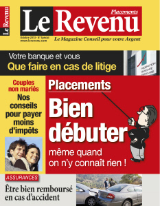 Le Revenu Placements octobre 2013 n°132