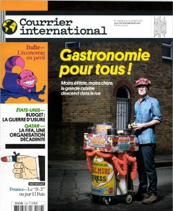 Courrier International du 3 octobre 2013 n°1196