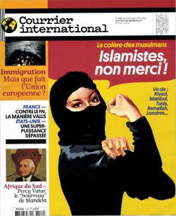 Courrier International du 24 octobre 2013 n°1199