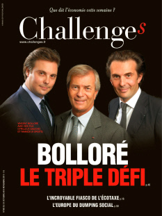 Challenges n°363 du 31 octobre 2013