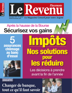 Le Revenu Placements Novembre 2013