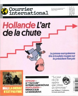 Courrier International du 7 novembre 2013 n°1201
