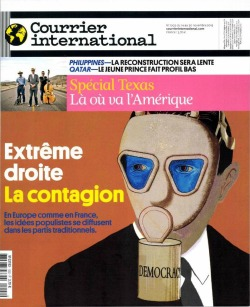 Courrier International du 14 novembre 2013 n°1202