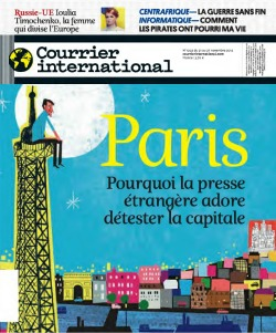 Courrier International du 21 novembre 2013 n°1203
