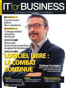 IT For business septembre 2014